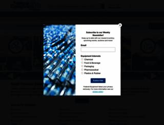 fedequip.com screenshot