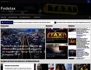 fedetax.es screenshot