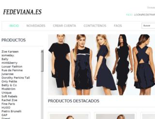 fedeviana.es screenshot