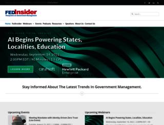 fedinsider.com screenshot