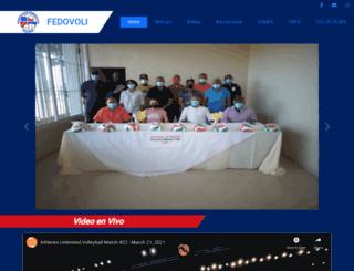 fedovoli.org screenshot