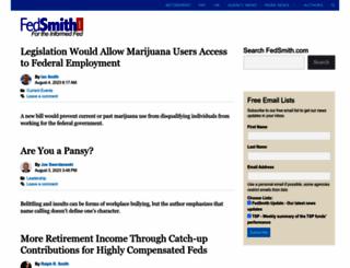 fedsmith.com screenshot