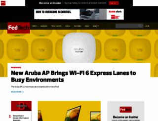 fedtechmagazine.com screenshot