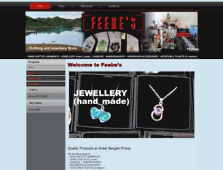 feebes.co.nz screenshot