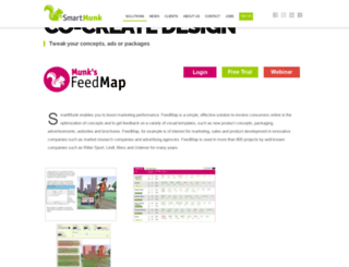 feedmap.com screenshot