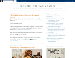 feedmelikeyoumeanit.blogspot.com screenshot