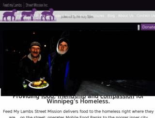 feedmylambs.ca screenshot