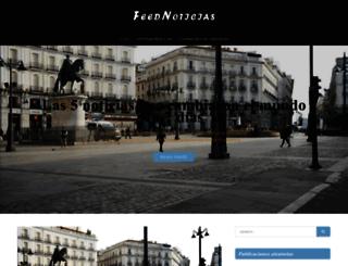 feednoticias.com screenshot