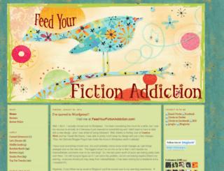 feedyourfictionaddiction.blogspot.com screenshot