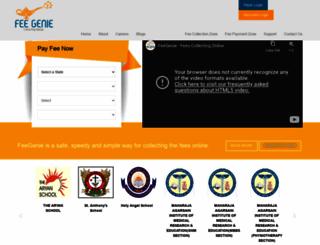 feegenie.com screenshot