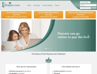 feejunction.com screenshot