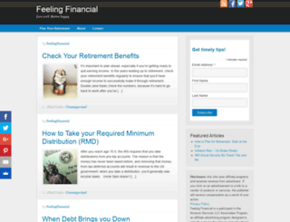 feelingfinancial.com screenshot