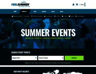 feelsummer.com screenshot