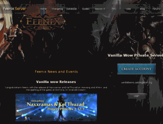 feenix.nl screenshot