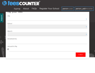 feescounter.com screenshot