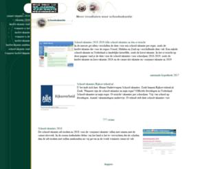 feestdagen2016.org screenshot