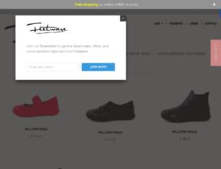 feetware.com.au screenshot
