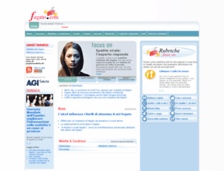 fegato.com screenshot