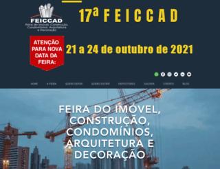 feiccad.com.br screenshot