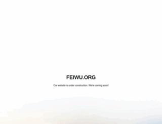 feiwu.org screenshot