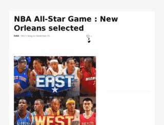 fekir.sportsblog.com screenshot