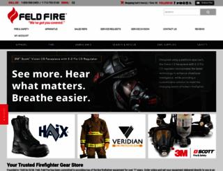 feldfire.com screenshot