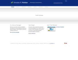 feletar.com screenshot