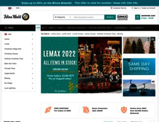 felinaworld.com screenshot