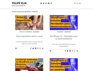 felipeelia.com.br screenshot