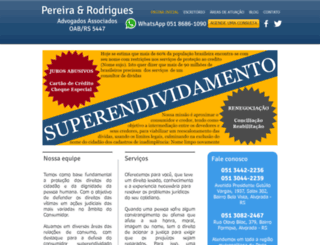 feliperodrigues.adv.br screenshot