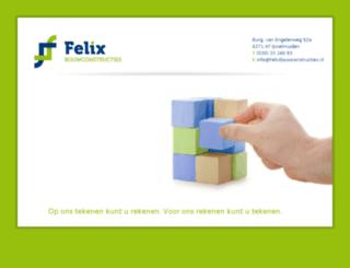 felixadviesburo.nl screenshot