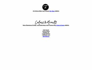 felixkrusch.de screenshot