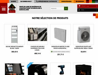 felixmateriaux.fr screenshot