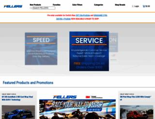 fellers.com screenshot
