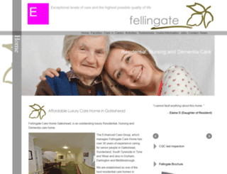 fellingate.com screenshot