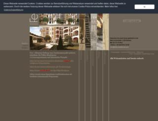 fellini-residences.com screenshot
