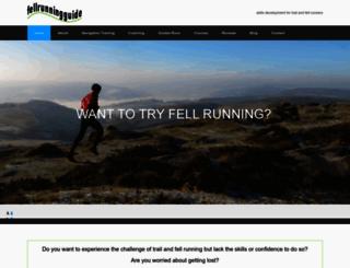 fellrunningguide.co.uk screenshot