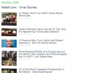 feltell.com screenshot