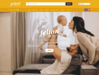 felton.com.my screenshot