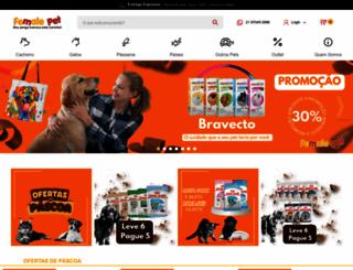 femalepet.com.br screenshot