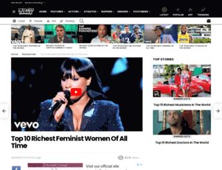 feministtimes.com screenshot