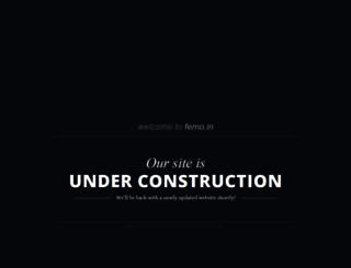 femo.in screenshot