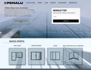 fenalu.com screenshot