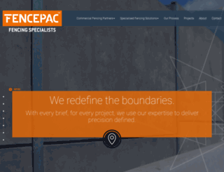 fencepac.com.au screenshot