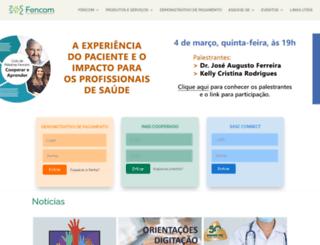 fencom.com.br screenshot