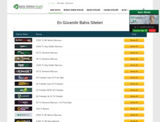 fenerbahceulkerspor.org screenshot