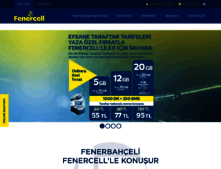 fenercell.com screenshot