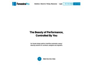 fenestrapro.com screenshot