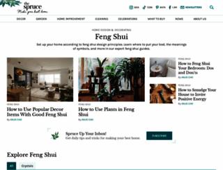 fengshui.about.com screenshot