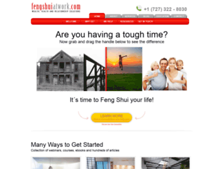fengshuiatwork.com screenshot